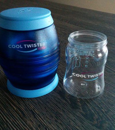 Cool Twister; de eerste waterkoeler die geschikt is voor babyflesjes!