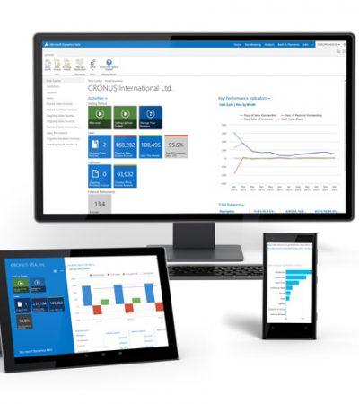 "Microsoft: ""ABC E BUSINESS in Wereldtop!"""