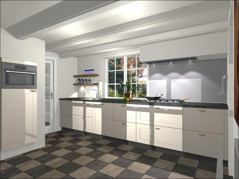 Garantie Apparatuur Keuken Kampioen : Keuken Zonder Bovenkasten Handgemaakte design keukens